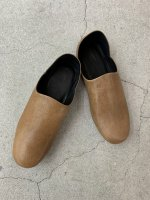 "AUTTAA / Room Shoes ii ""Lamb"" / Brown"