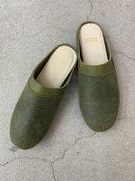 "AUTTAA / Room Shoes iii ""Pippo"" / Green(限定カラー)"