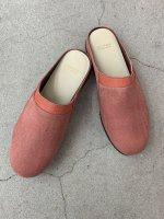 "AUTTAA / Room Shoes iii ""Pippo"" / Rose Antico(限定カラー)"