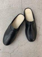 """AUTTAA / Room Shoes iii """"Nappa"""" / Black"""
