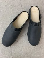 "AUTTAA / Room Shoes iii Vibram ""Pippo"" / Black"