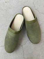 "AUTTAA / Room Shoes iii Vibram ""Pippo"" / Green(限定カラー)"
