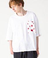 【予約商品】rehacer / Big Pocket Flower Heart CS / 5月下旬発売予定 / 21年 4/19 〆切