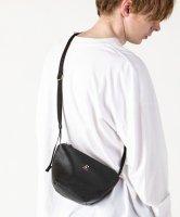 【予約商品】rehacer / Cow Leather Shoulder Pouch / 6月下旬発売予定 / 21年 4/28 〆切