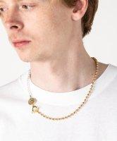 【予約商品】rehacer / Two Face Ball Chain Necklace / 6月下旬発売予定 / 21年 4/28 〆切