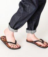 【予約商品】rehacer / Flower Beach Sandals / 6月上旬発売予定 / 21年 4/28 〆切