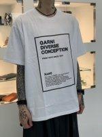 GARNI / Origin Box Tee