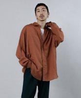 【予約商品】Iroquois / TE TWILL BIG SH / 2月発売予定 / 21年 8/9 〆切