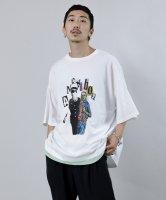 【予約商品】Iroquois / RUDE BOY BIG T / 4月発売予定 / 21年 8/9 〆切