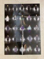 """LAD MUSICIAN / 2021 A/W Collection """"DEAD POST PUNK SOUL"""" Leaflet"""