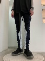 A.F ARTEFACT / Anatomical Fitted Long Pants / Mix