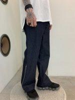 【予約商品】WIZZARD / DENIM BOOTS CUT PANTS / 2月上旬発売予定 / 21年 9/30 〆切