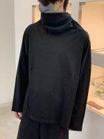 LAD MUSICIAN / PERMANENT ROCKER MUJI MASK NECK / BLACK