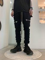 A.F ARTEFACT / Sweat Slim Trousers / Black
