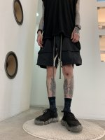 【予約商品】A.F ARTEFACT / Side Zip Shorts / 2月発売予定 / 21年 10/31 〆切