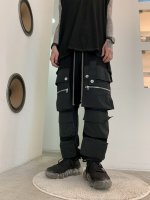 【予約商品】A.F ARTEFACT / Military Sarouel Long Pants / 2月発売予定 / 21年 10/31 〆切