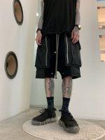 【予約商品】A.F ARTEFACT / Military Sarouel Shorts / 2月発売予定 / 21年 10/31 〆切