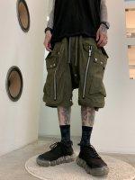 【予約商品】A.F ARTEFACT / Big Pocket Shorts / 2月発売予定 / 21年 10/31 〆切
