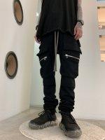 【予約商品】A.F ARTEFACT / Sweater Cargo Slim Long Pants / 2月発売予定 / 21年 10/31 〆切