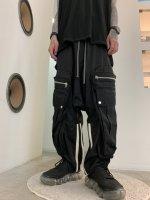 【予約商品】A.F ARTEFACT / Military Sarouel Pants / 2月発売予定 / 21年 10/31 〆切