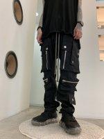 【予約商品】A.F ARTEFACT / Cargo Long Pants / 2月発売予定 / 21年 10/31 〆切