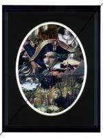 【取り寄せ商品】Fifth Dimension / 11IV_A002 / 額絵_Napoleon Bonaparte