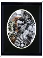 【取り寄せ商品】Fifth Dimension / 11IV_A004 / 額絵_Emiliano Zapata Salazar