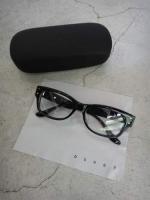 OURET / セルフレームグラス - 5DOT - / BLACK
