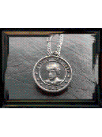 【取り寄せ商品】Varde77×THEFT / NY COIN NECKLACE