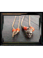 【取り寄せ商品】Varde77×THEFT / 77 SKULL NECKLACE