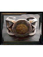 【取り寄せ商品】Varde77×THEFT / NY COIN BRACELET