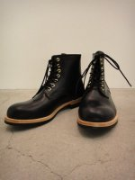 REVIVAL 90% PRODUCTS by Varde77 / U.S. OIL LEATHER WORK BOOTS / BLACK