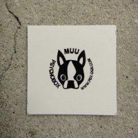 Psychobox / Muu Logo Sticker Ver.(・ω・)