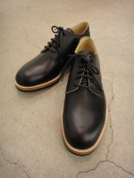 REVIVAL 90% PRODUCTS by Varde77 / U.S. OIL LEATHER SERVICE SHOES LOW / BLACK