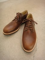 REVIVAL 90% PRODUCTS by Varde77 / U.S. OIL LEATHER SERVICE SHOES LOW / BROWN