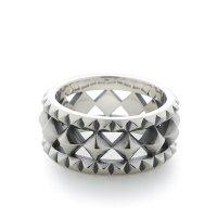 GARNI / Multiple Studs Ring - L【取り寄せ商品】