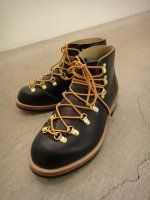 REVIVAL 90% PRODUCTS by Varde77 / U.S. OIL LEATHER MOUNTAIN BOOTS / BLACK