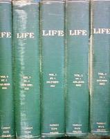 Life Vol. 1-73 (1936-1972) Bound