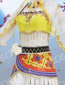 ラブライブ! School idol project風 星空凛(ほしぞら りん) 踊り子編SR 覚醒後 コスプレ衣装