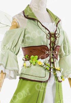 ララブイブ! School idol project風   絢瀬絵里(あやせ えり) 新しい花の妖精 未覚醒コスプレ衣装 羽…