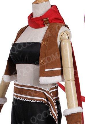 Re:ゼロから始める異世界生活 風  フェルト  コスプレ衣装