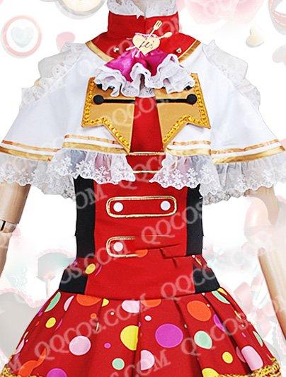 ラブライブ! 赤いバレンタインデー 風    東條 希(とうじょう のぞみ) 覚醒後  コスプレ衣装