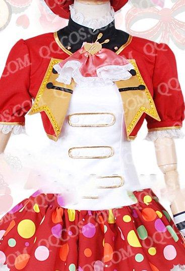 ラブライブ! 赤いバレンタインデー 風 矢澤 にこ(やざわ にこ)覚醒後 コスプレ衣装