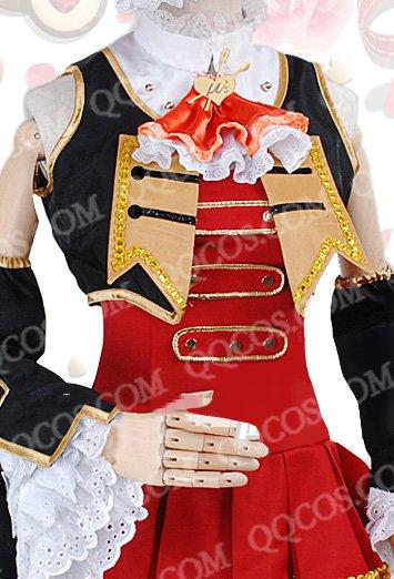 ラブライブ! 赤いバレンタインデー 風 高坂穂乃果 (こうさか ほのか ) 覚醒後 コスプレ衣装