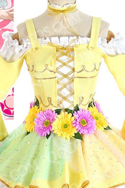 ラブライブ! School idol project 風   西木野真姫 (にしきの まき) 復活祭イースター   コスプレ衣装