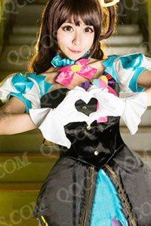 アイドルマスター シンデレラガールズ風   島村卯月(しまむら うづき)   OP STAR  コスプレ衣装