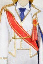 夢王国と眠れる100人の王子様 風  軍服 コスプレ衣装