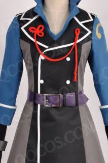 《idolish7 アイドリッシュセブン》風 Trigger  十龍之介(つなしりゅうのすけ) 軍服  コスプレ衣装