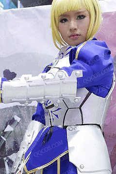 Fate/stay night風 Saber(セイバー) 甲冑 コスプレ衣装