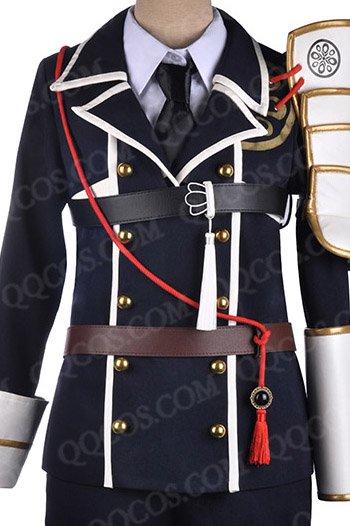 刀剣乱舞 ONLINE風 信濃藤四郎(しなの とうしろう) コスプレ衣装